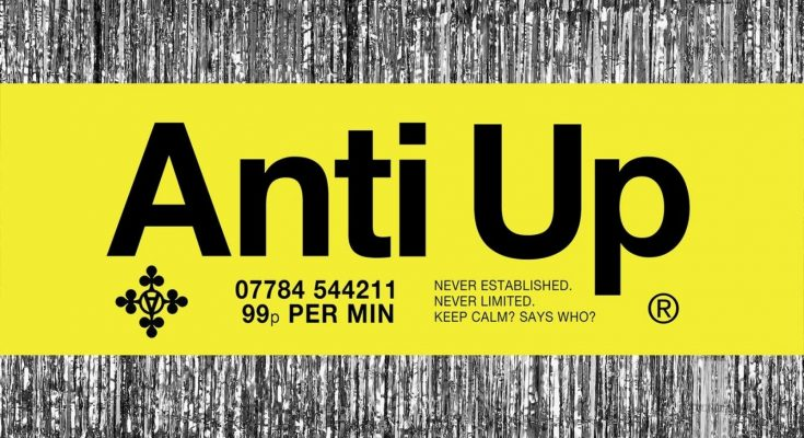 ANTIUP-SENSATIONAL