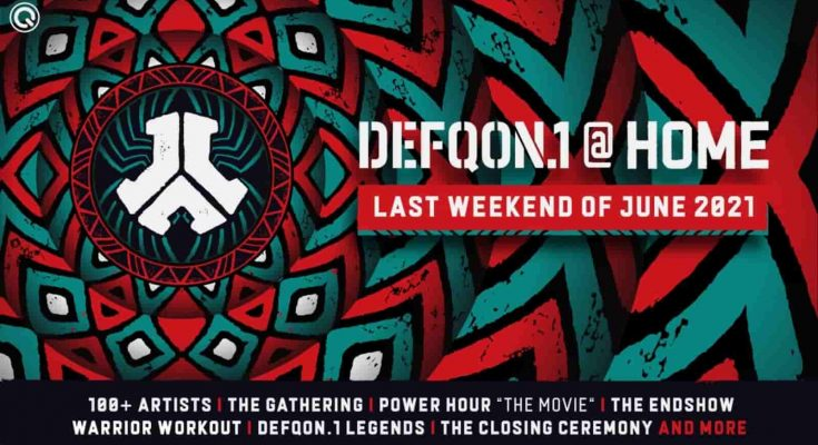 Defqon.1 at Home