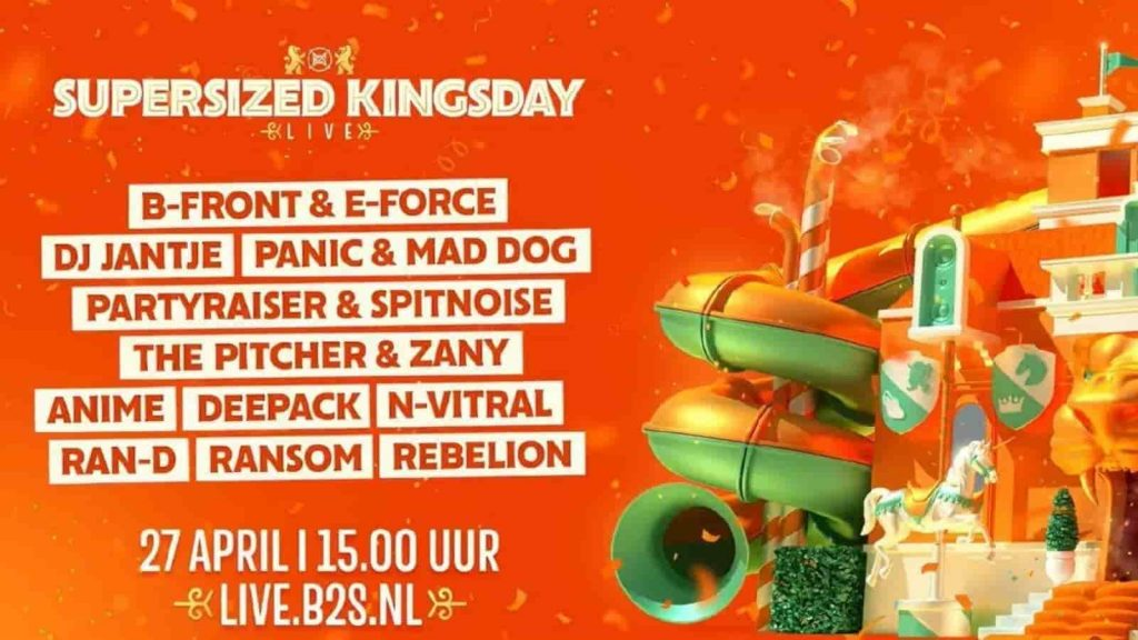 Supersized Kingsday