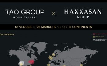 Tao Group Hospitality, Hakkasan Group