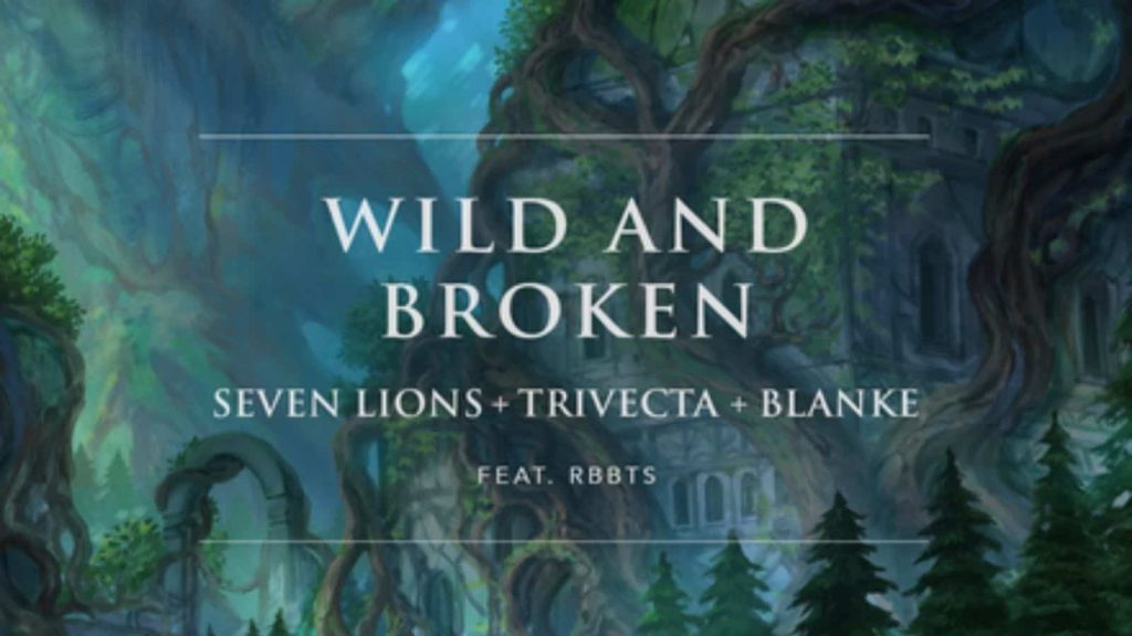 seven-lions,trivecta, blanke, ophelia records