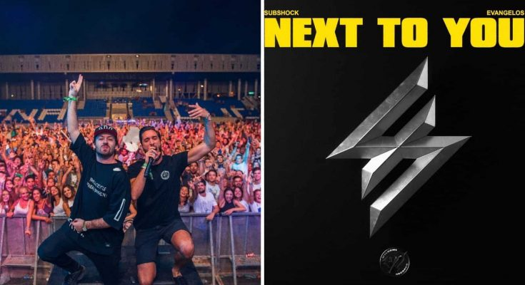 Subshock & Evangelos, Next To You, Kayzo, Welcome Records